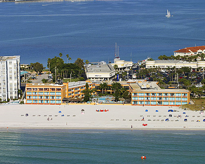 Beachfront Hotels In St Petersburg Fl