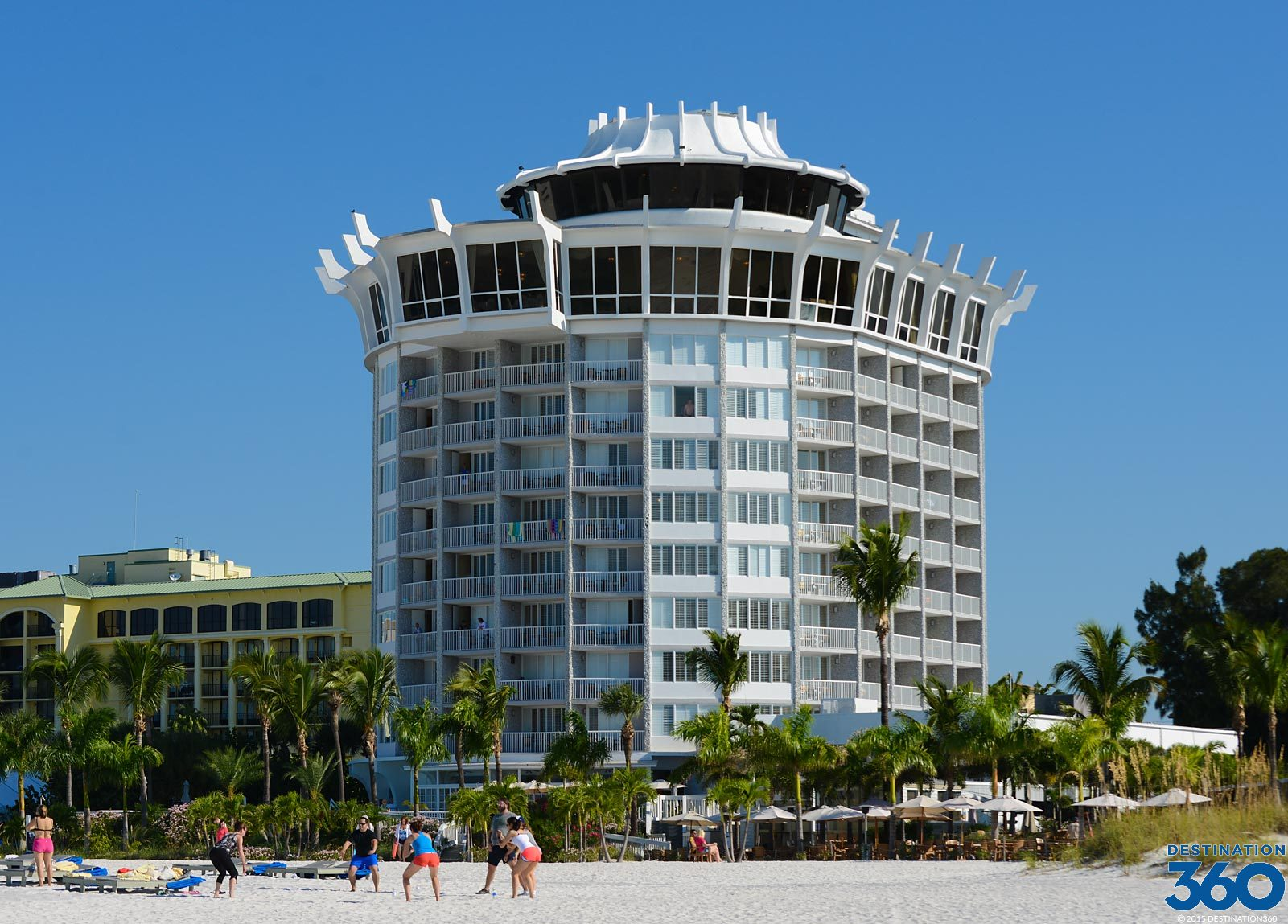 Plaza Beach Hotel Clearwater Florida
