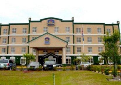 Best Western Tampa Airport Inn & Suites