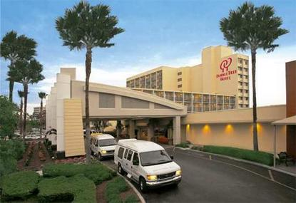 Doubletree Hotel Tampa Westshore Airport