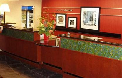Hampton Inn & Suites Tampa Ybor City, Fl