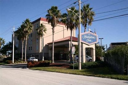 Hampton Inn Tampa/Rocky Point Airport