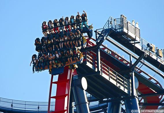 Busch Gardens Tampa Sheikra