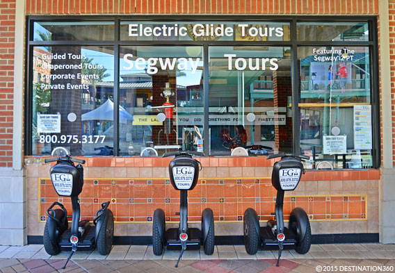 Cigar Segway Tours