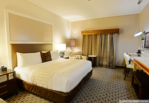 Epicurean Hotel Rooms