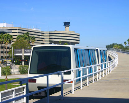 Tampa Airport Shuttle