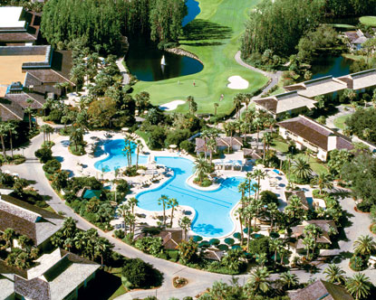 If you are coming to Tampa to golf, then a stay at the Saddlebrook Resort in ...