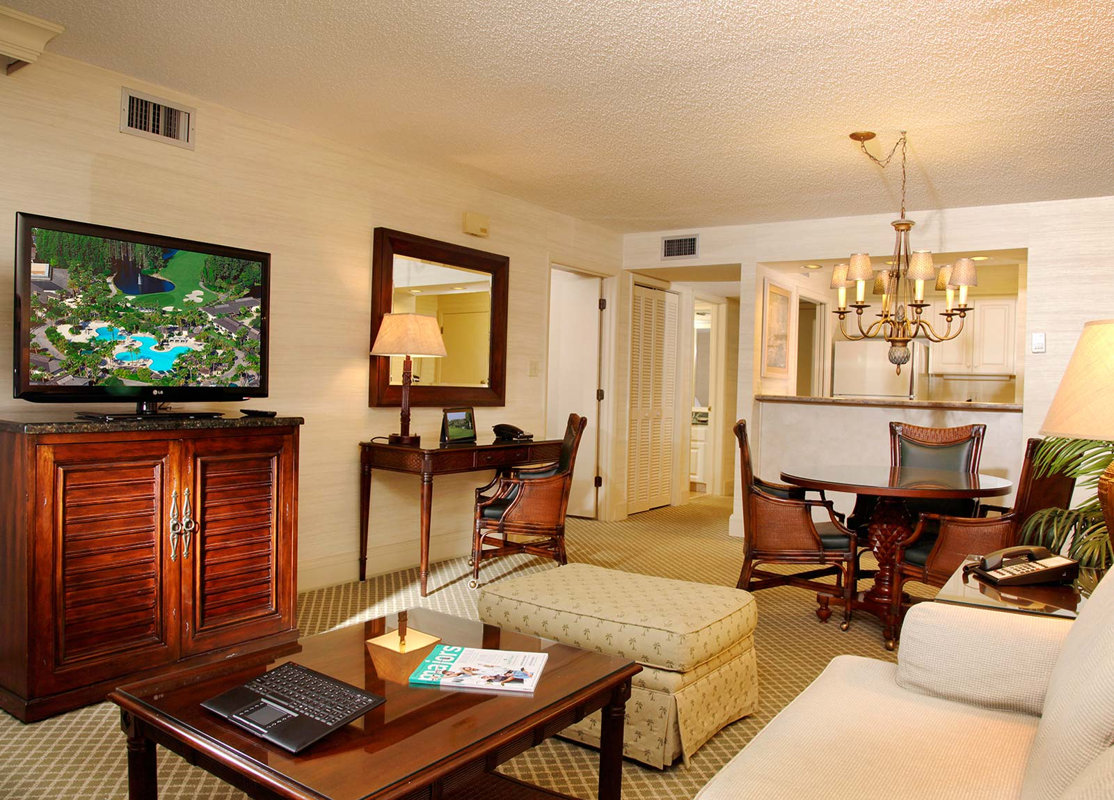 Saddlebrook Tampa Suite