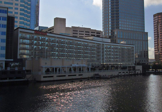 Sheraton Riverwalk Tampa