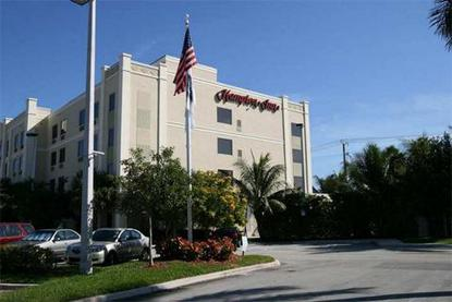 Hampton Inn West Palm Beach Central Airport, Fl