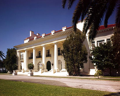Whitehall Flagler Museum Whitehall Mansion Florida