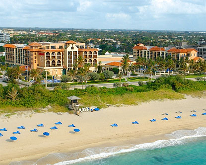 Hotels on Delray Beach