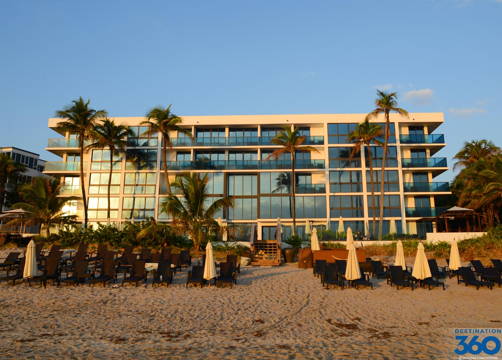 Tideline Ocean Resort Spa