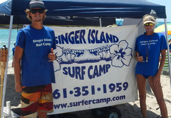 Singer Island Surf Camp
