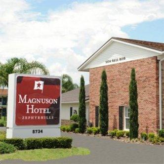 Magnuson Hotel Zephyrhills