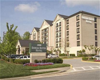 Hotel Sierra Alpharetta