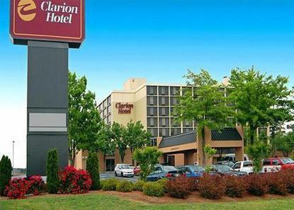Clarion Hotel College Park
