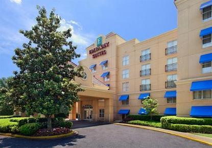 Embassy Suites Hotel Atlanta Airport