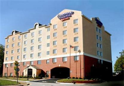 Fairfield Inn And Suites Atlanta Airport North