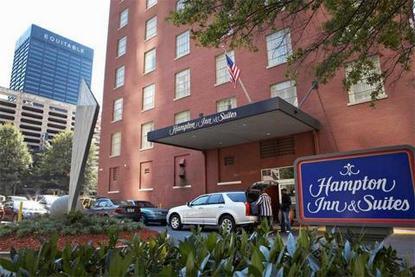 Hampton Inn And Suites Atlanta Downtown Atlanta Deals