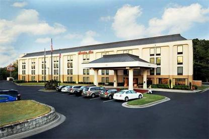 Hampton Inn Atlanta Cumberland Mall/Nw