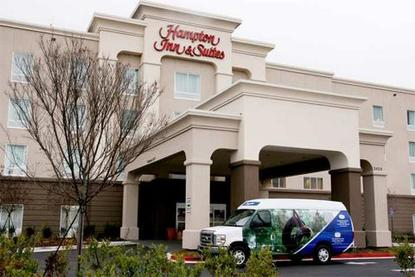Hampton Inn & Suites Atlanta Camp Creek Market Place