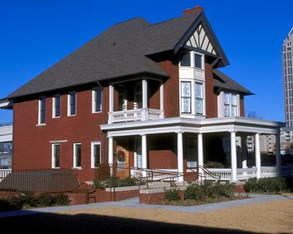 Martin Luther King House Atlanta Modern Home Interior Ideas