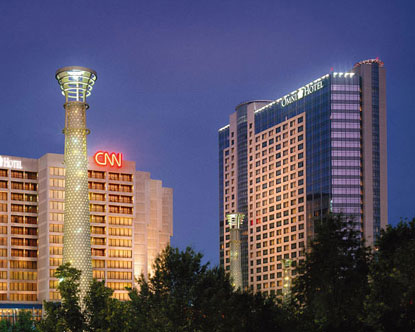 Omni Hotel Atlanta Spa