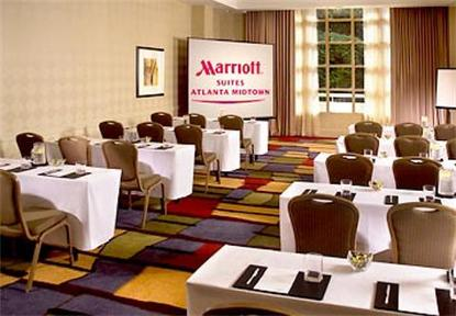 Marriott Atlanta Midtown Suites