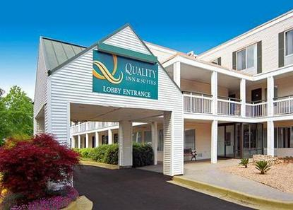 Quality Inn And Suites Airport South