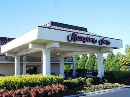 Hampton Inn Calhoun