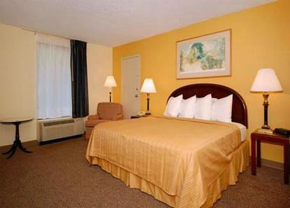 Quality Inn And Suites Carrollton