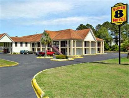 Super 8 Motel   Darien/I 95