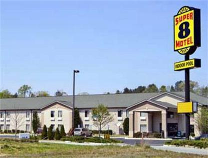 Super 8 Motel   Dawsonville