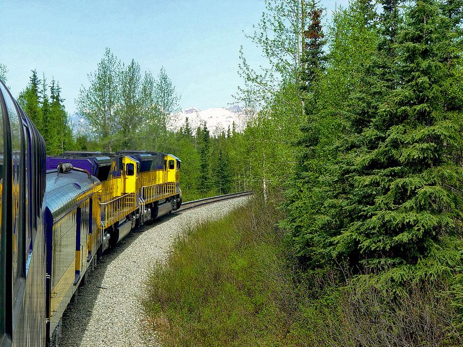 Blue Ridge Scenic Railroad 93