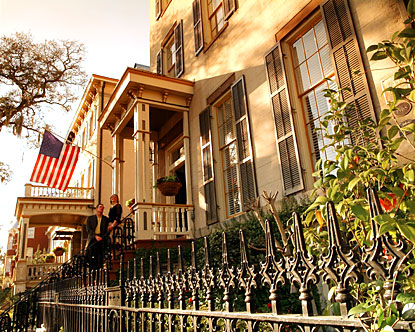 Savannah Hotels Hotels In Savannah Historic District