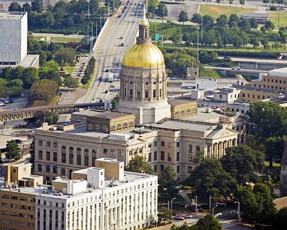 Georgia State Capitol Georgia Capitol Building