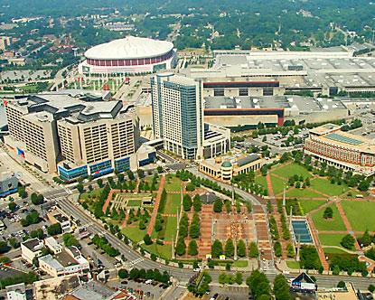 Suggested Itineraries Atlanta