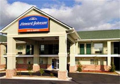 Howard Johnson Express Inn And Suites Jonesboro