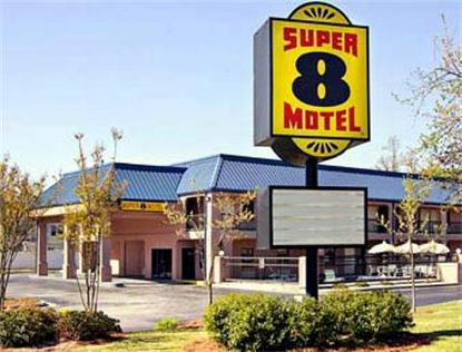 Super 8 Motel   Norcross/Ne