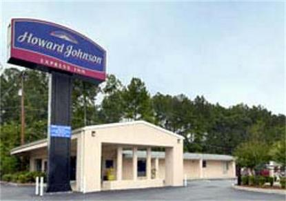 Howard Johnson Express Inn   Rome
