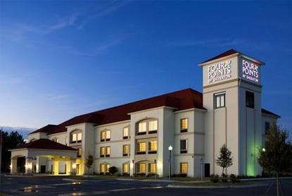 Four Points By Sheraton Savannah Airport