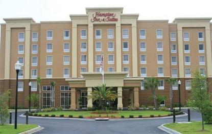 Hampton Inn & Suites Savannah   I 95 South   Gateway