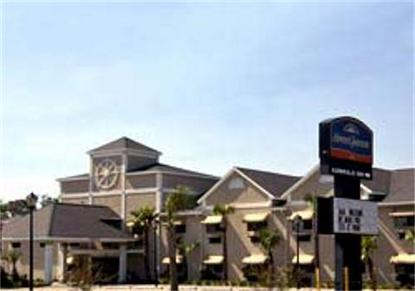 Howard Johnson Inn   Tybee Island