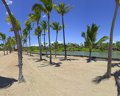 Anaehoomalu Bay Virtual Tour
