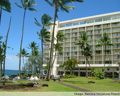 Naniloa Volcanoes Resort Big Island Hawaii