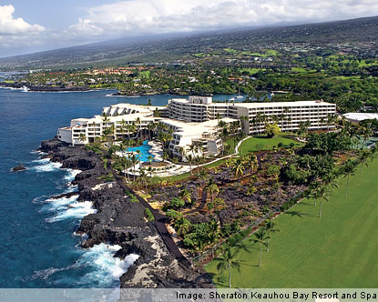 Sheraton Keauhou Bay Resort and Spa