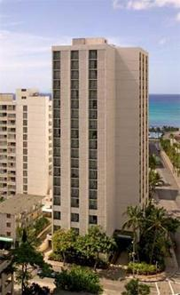 Castle Ocean Resort Hotel Waikiki