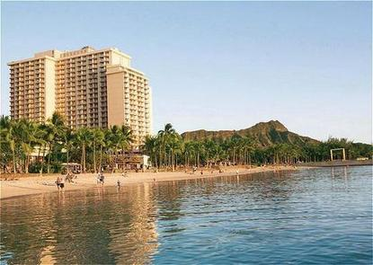 Resortquest Waikiki Beach Hotel