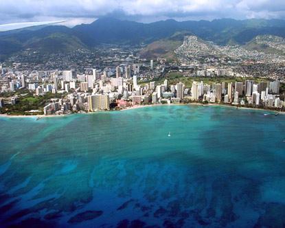 الجزيرة الرائعة هاواي صور